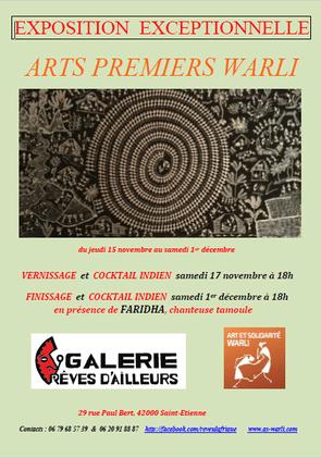 AS-Warli évènements-Saint Etienne 2018