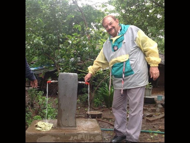 projet puits pompe as warli
