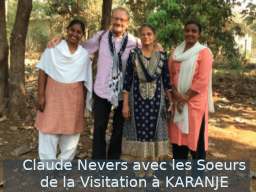 AS WARLI Claude Nevers et les soeurs de la Visitation