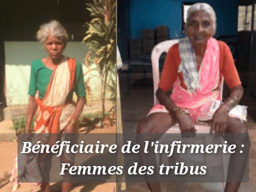 AS WARLI- infirmerie - bénéficiaire: femmes des tribus